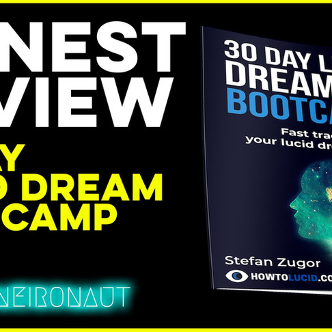 HONEST REVIEW: 30 Day Lucid Dreaming Bootcamp by HowToLucid