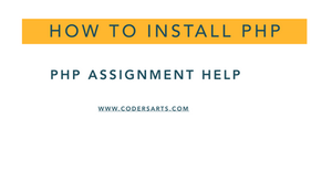 PHP Assignment Help: Best PHP Assignment Help Website