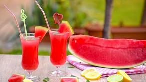Melounové mojito nealkoholické