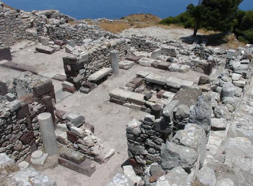 Ancient Thera | Santorini