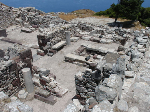 Ancient Thera | Santorini