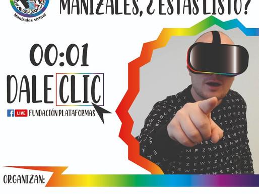 MANIZALES DIALOGARÁ SOBRE DIVERSIDAD SEXUAL Y GÉNERO EN TIEMPO DE COVID