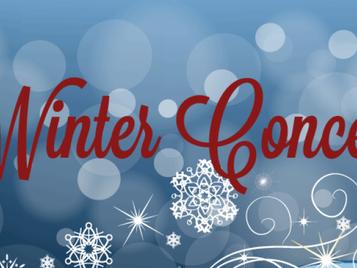 Annual Primary Winter Concert