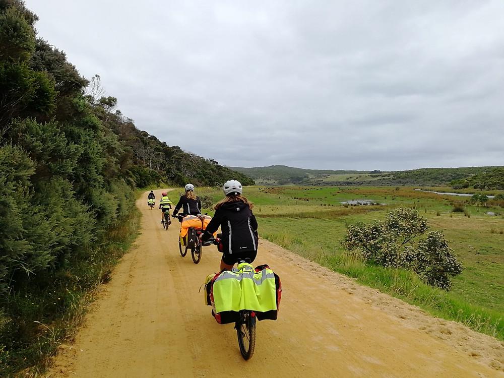 Tour du monde à vélo en famille Australie