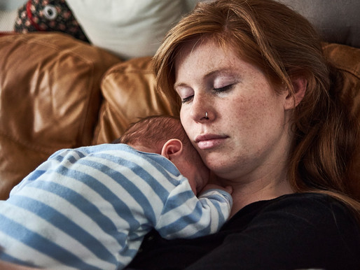 What Are Perinatal Mood and Anxiety Disorders?