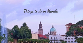 Manila Attractions: Things To Do In Manila