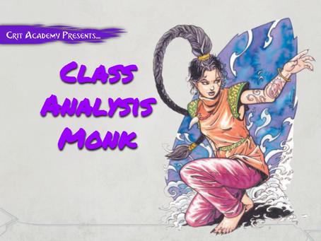Class Analysis: Monk