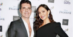 Simon Cowell and Lauren host a winter charity ball for Together For Short Lives
