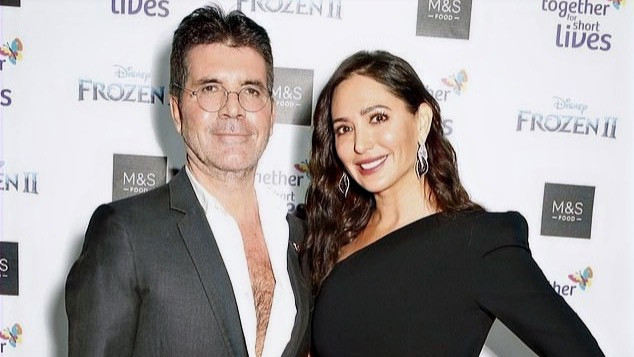 Simon Cowell and Lauren Silverman host the Together For Short Lives Winter Ball