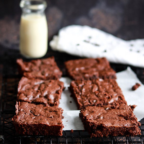 Le brownie healthy et vegan