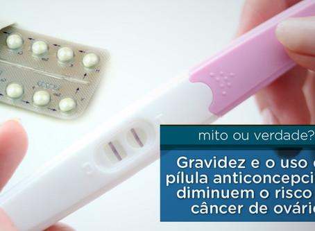 Mito ou verdade sobre câncer de ovário