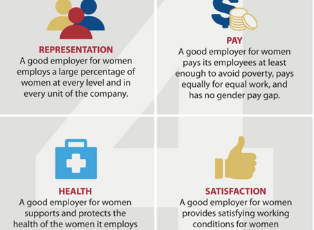 What it takes to be a good employer for women