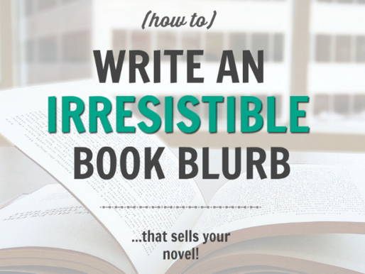 How to Write an Irresistible Book Synopsis (that sells your novel!)