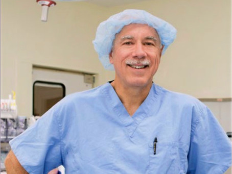 Dr. Steven Hollis Featured in Beverly Hospital Momentum Newsletter