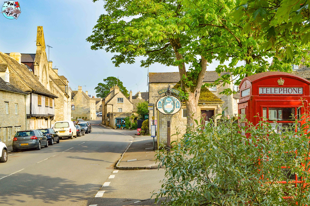 Northleach, los Cotswolds | Un Pin en el Mapa