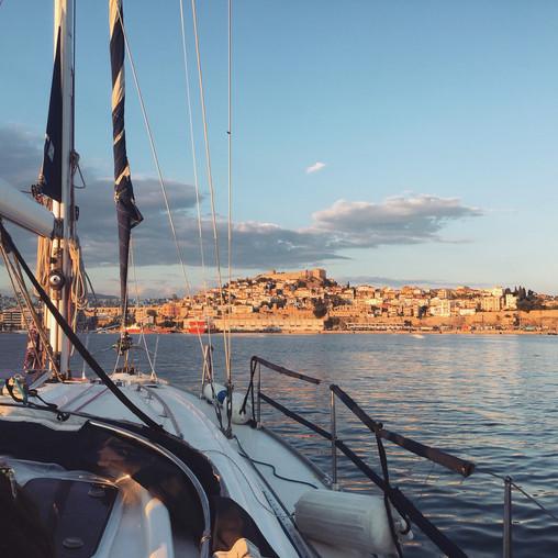 Sail Nation Büyüleyici Thassos adasında!