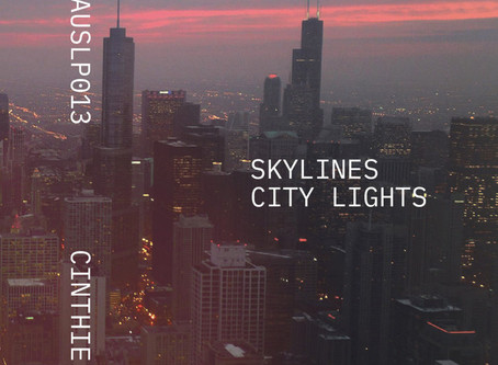 "CINTHIE - ""Skylines City Lights"""