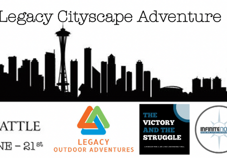 SEATTLE Cityscape Adventures, In collaboration with The Victory and the Struggle Podcast.