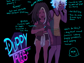 [Duppy Tales] Concept Wip