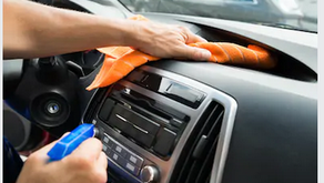 How to clean any virus from your car's interior