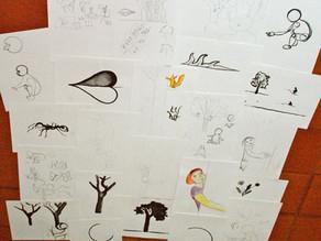 Idea i disseny del nostre Logo / Idea y diseño de nuestro Logo /  Ideia e design do nosso Logotipo