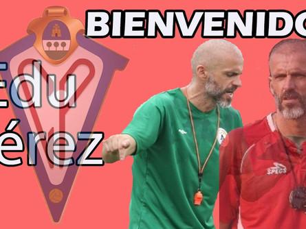 Eduardo Pérez Morán será el nuevo entrenador del CP Villarrobledo