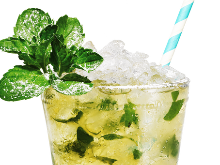 It all started with a Mint Julep on a hot summer day...
