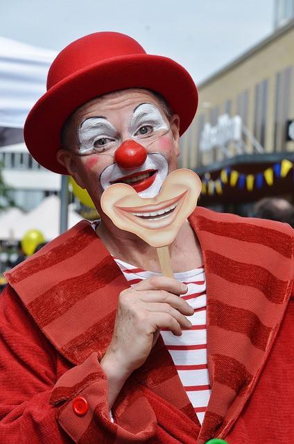 hypnose, clown, réceptivité, théâtre