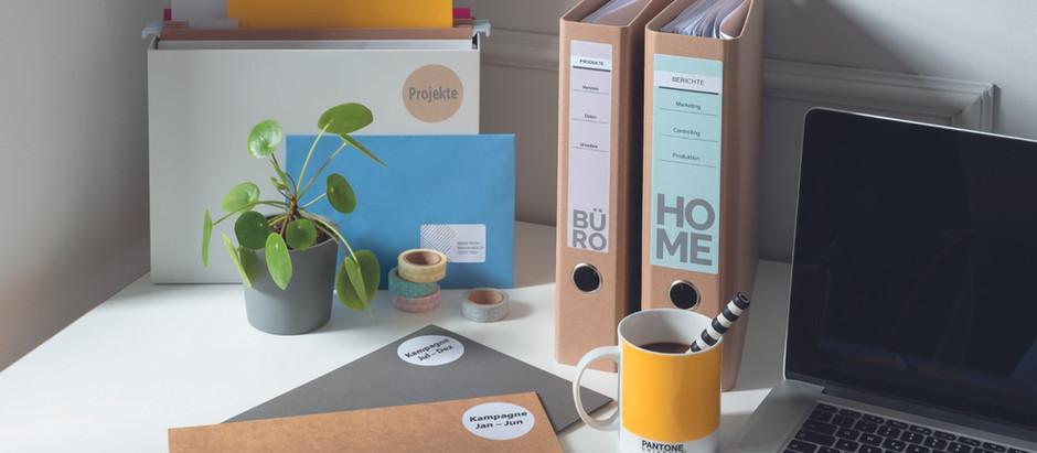 Die richtige Etikette im Home-Office