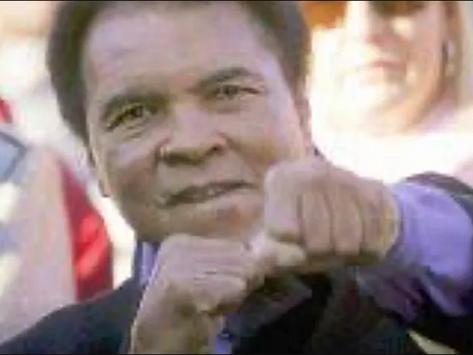 Porttila muistelee: Muhammad Alin kanssa katsomossa