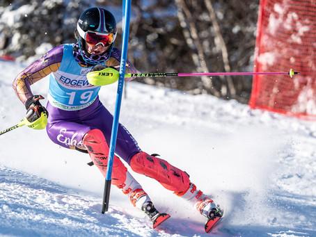UVM's Lindstoel and Williams' Dekko take the cake in Bates slalom