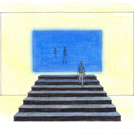 地中海美術館のジェームズ・タレル