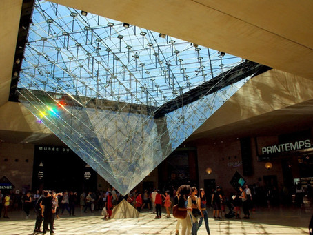 Inside the Louvre: Travel Guide