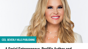 Andrea Albright - A Serial Entrepreneur, Prolific Author and Publishing Mogul