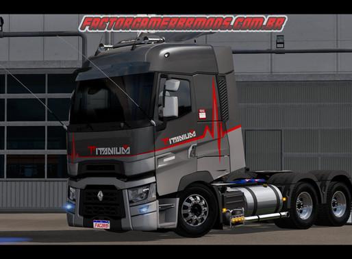 Download Renault  Range T BR V3.0.1  para  Ets2 V. 1.37.x e 1.38.x