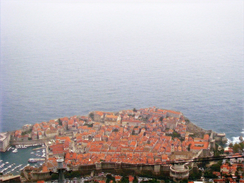 2mi3 Dubrovnik Top View
