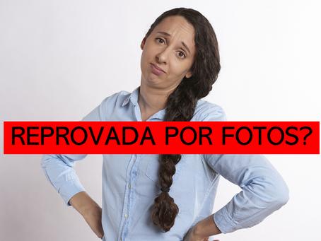 PARE DE PERDER TRABALHOS POR NÃO TER FOTOS BOAS