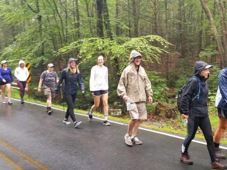 Chimney Rock Hike | Slip 'n Slide Party