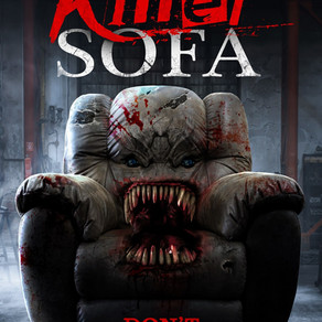 Killer Sofa, (2019). I Didn't 'Chair'ish This Much. It Just Didn't Suite My Needs... Okay, I'll Stop