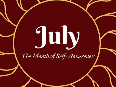 June - The Month of Self-Awareness