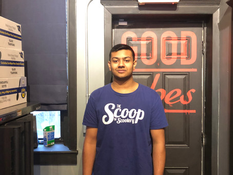 Scootery Profiles: Kevin