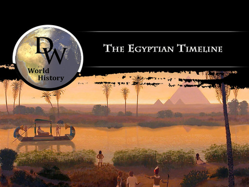 The Ancient Egyptian Historical Timeline
