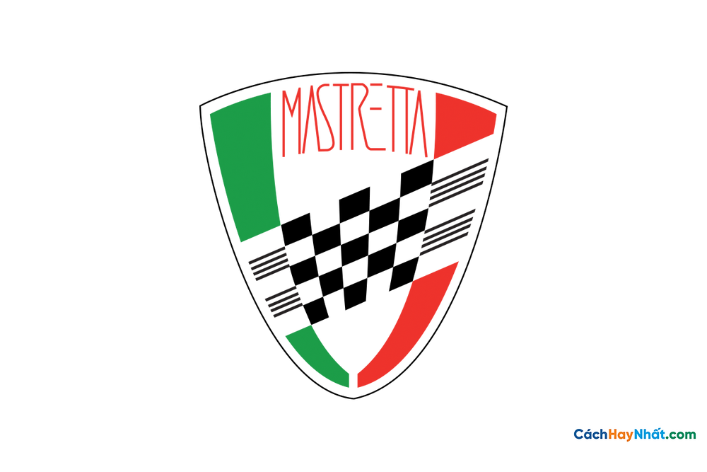 Logo Mastretta PNG