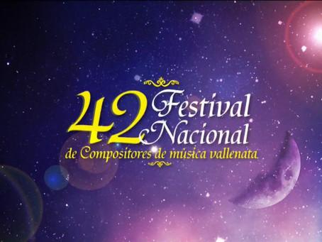Ganadores del Festival Nacional de Compositores de Música Vallenata