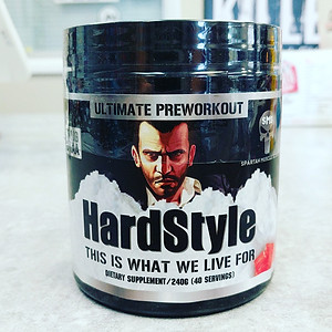 Hardstyle Pre Workout