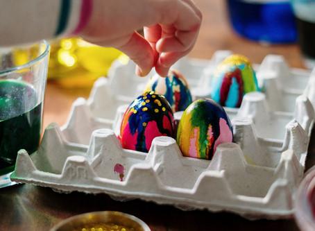 Caccia alle uova perdute!