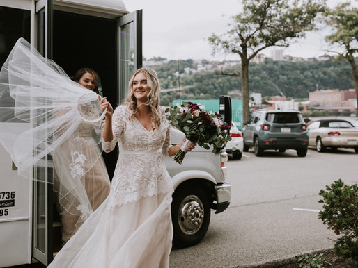 Megan and Matt are married!