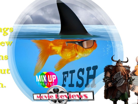 SUMMER ONLINE: 2 Vikings Review Films About Fish.