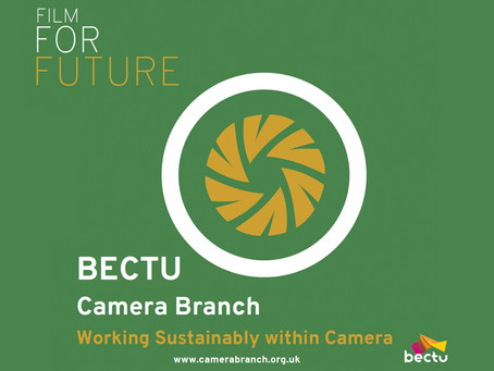 Working Sustainably within Camera
