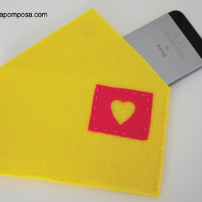 Bolsa envelope para telemóvel